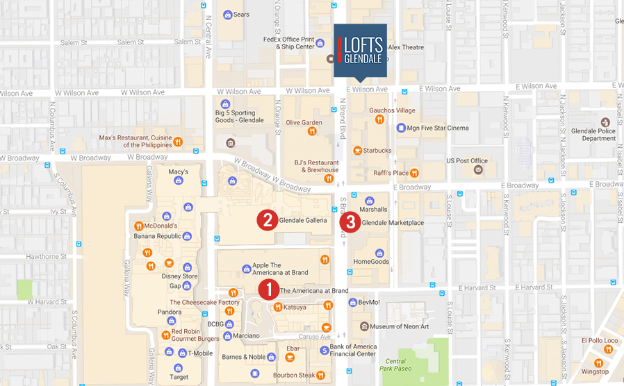 2017 04 10 LLofts Maps Shopping